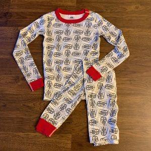 Hanna Andersson Star Wars Darth Vader Pajamas